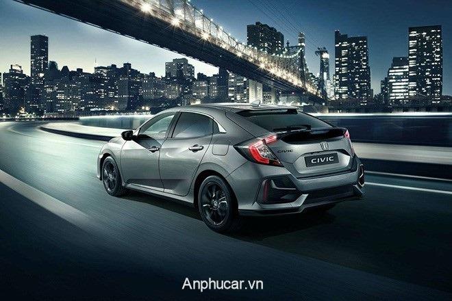Honda Civic 2020 Vo Lang