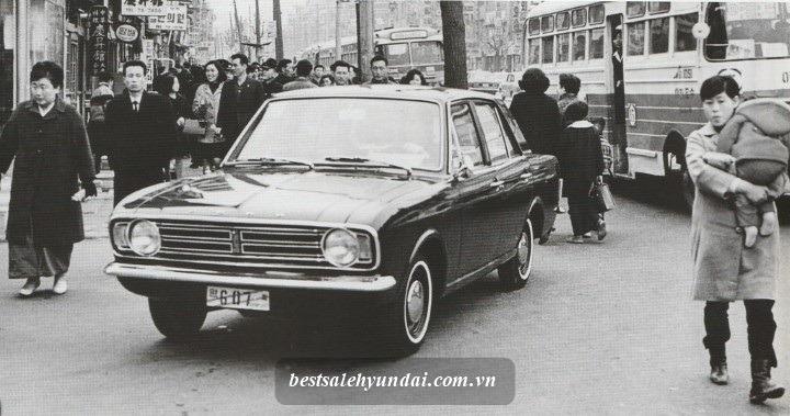 Lich Su Hinh Thanh Hang Xe Hyundai Cortina