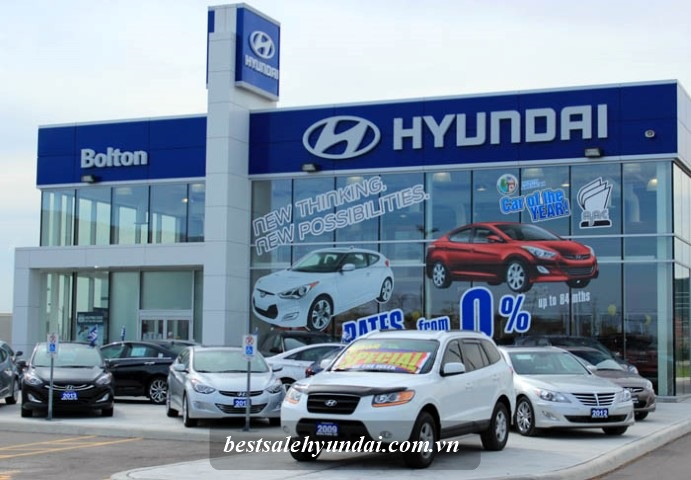 Lich Su Hinh Thanh Hang Xe Hyundai He Thong