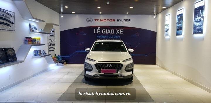 Hyundai Gia Dinh Le Giao Xe