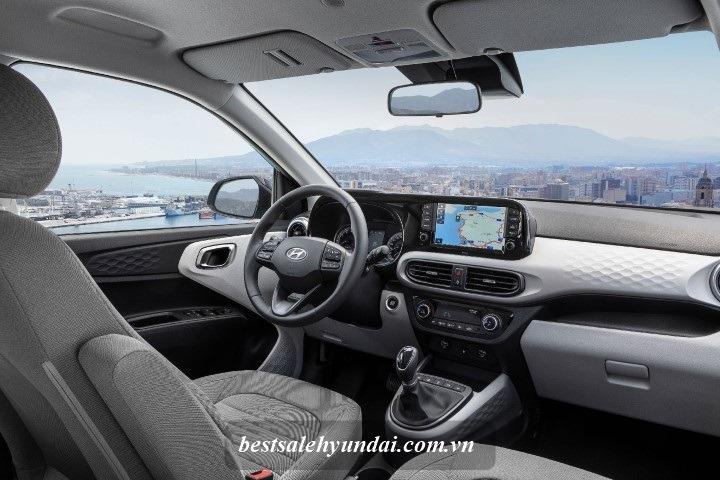 Hyundai i10 2021 Noi That