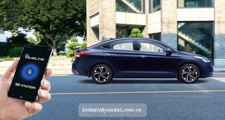 Hyundai Accent 2021 Bluelink