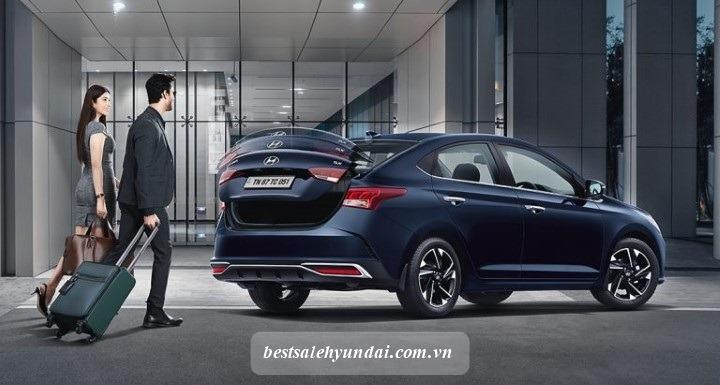 Hyundai Accent 2021 Gia Ban