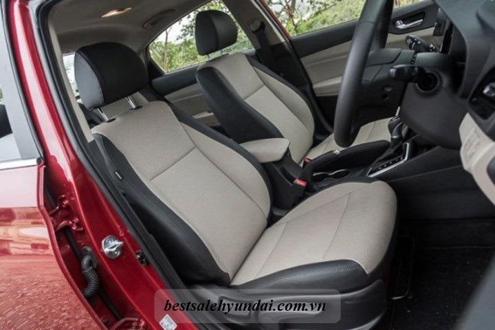 Hyundai Accent 2021 Hang Ghe Truoc