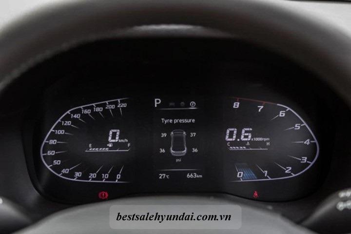 Hyundai Accent 2021 Man Hinh Taplo