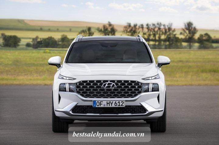 Hyundai Santafe 2021 Ngoai That