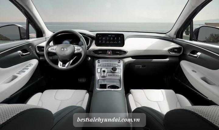 Hyundai Santafe 2021 Phien Ban Cao Cap