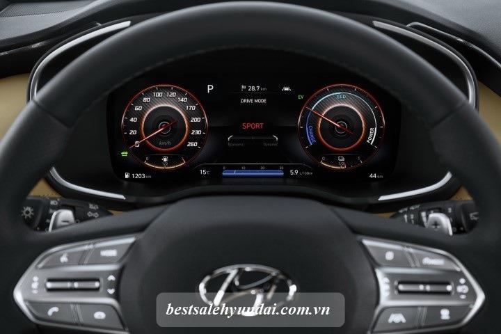 Hyundai Santafe 2021 Vo Lang