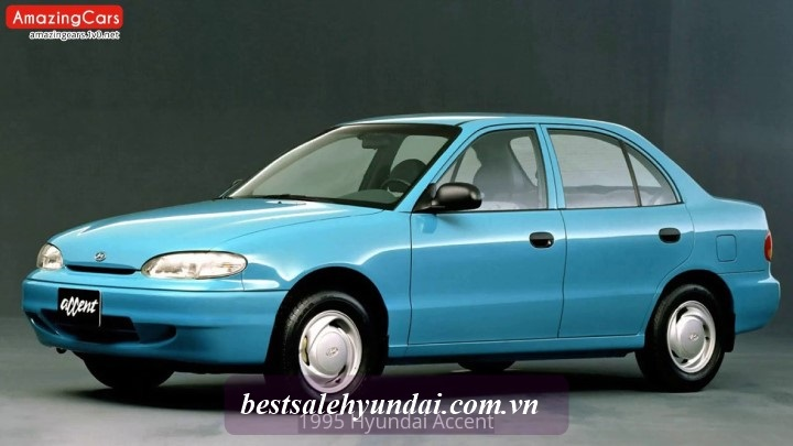 Cac The He Xe Hyundai Accent 1995