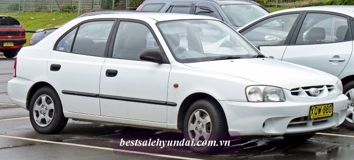 Cac The He Xe Hyundai Accent 2000