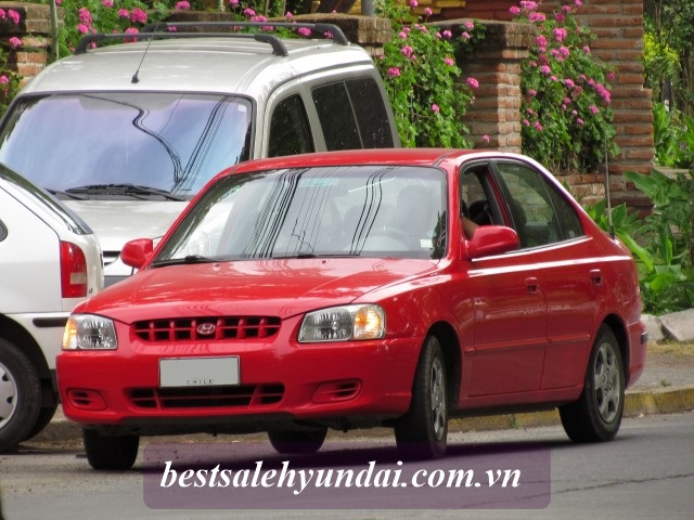 Cac The He Xe Hyundai Accent 2001