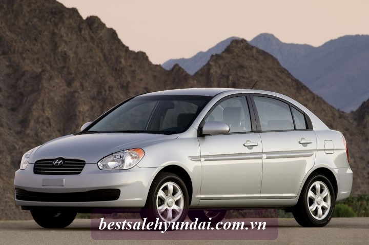 Cac The He Xe Hyundai Accent 2006