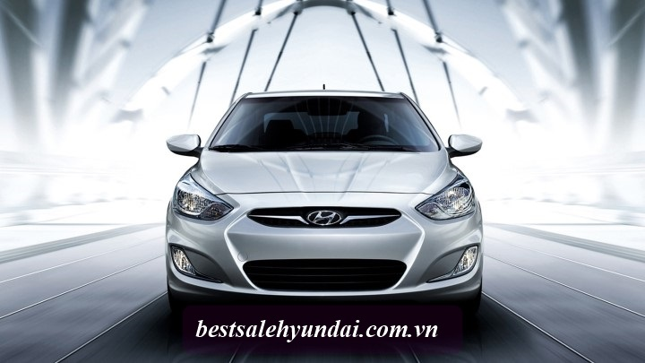 Cac The He Xe Hyundai Accent 2012