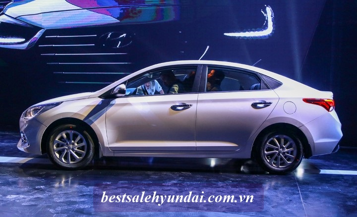 Cac The He Xe Hyundai Accent 2018