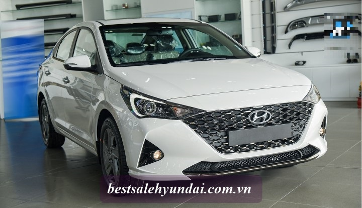 Cac The He Xe Hyundai Accent 2021