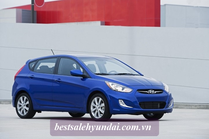 Cac The He Xe Hyundai Accent Hatchback