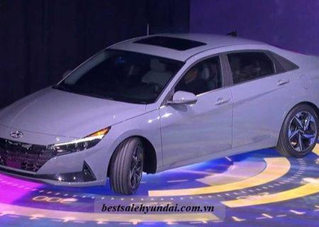 Hyundai Elantra 2021 O Viet Nam