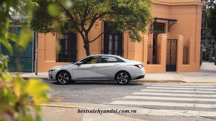 Hyundai Elantra 2021 Xe Moi