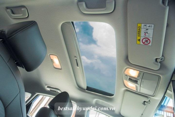 Hyundai Kona 2021 Cua So Troi