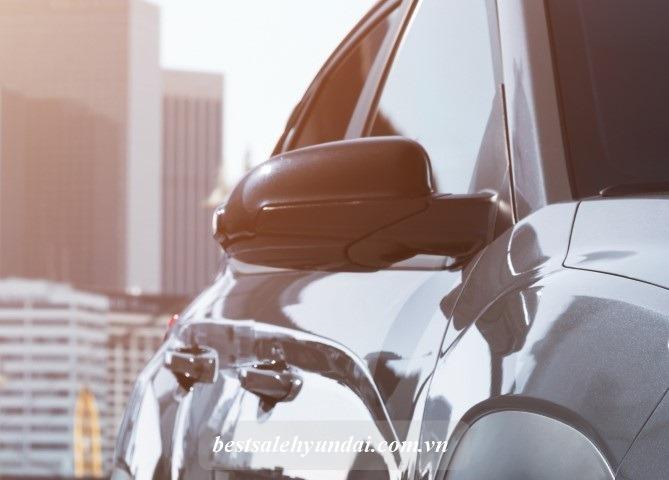 Hyundai Kona 2021 Mau Den