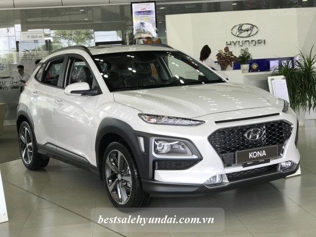 Hyundai Kona 2021 Ngoai That