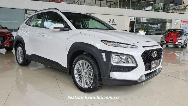 Hyundai Kona 2021 Phien Ban Tieu Chuan