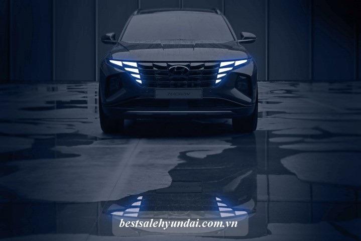 Hyundai Tucson 2021 Den Led Ban Ngay