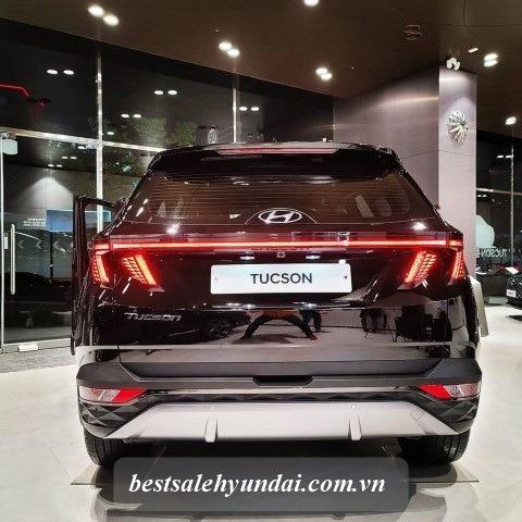 Hyundai Tucson 2021 Den Sau