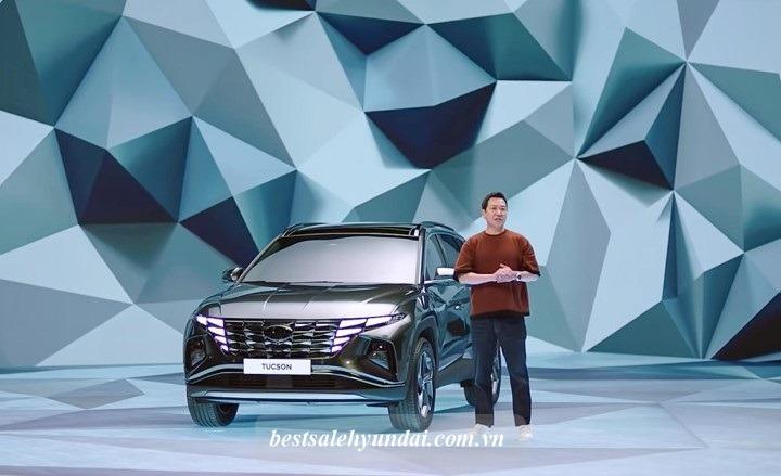 Hyundai Tucson 2021 Gioi Thieu