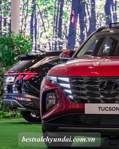 Hyundai Tucson 2021 Hinh Anh Dep