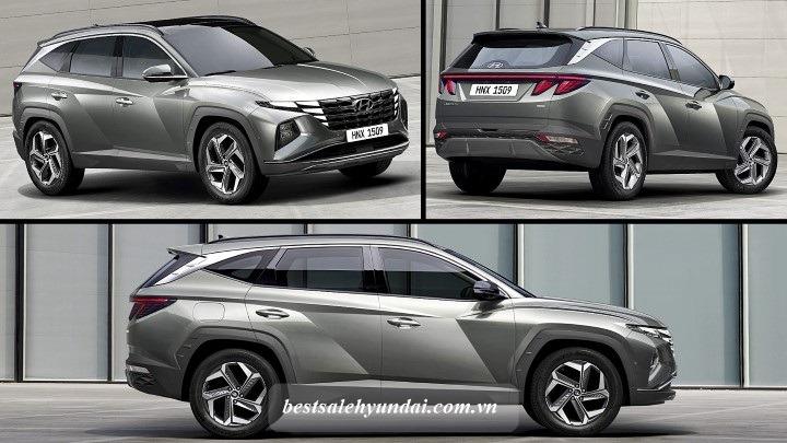 Hyundai Tucson 2021 Mau Xam