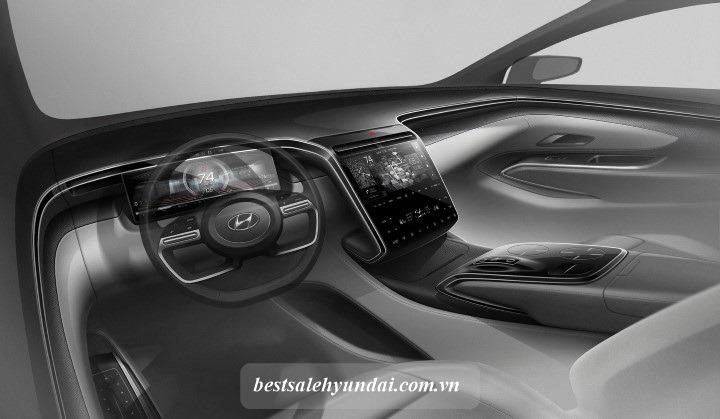 Hyundai Tucson 2021 Ra Mat