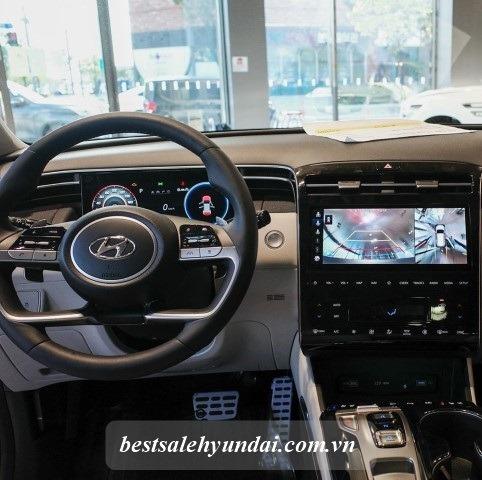 Hyundai Tucson 2021 Vo Lang