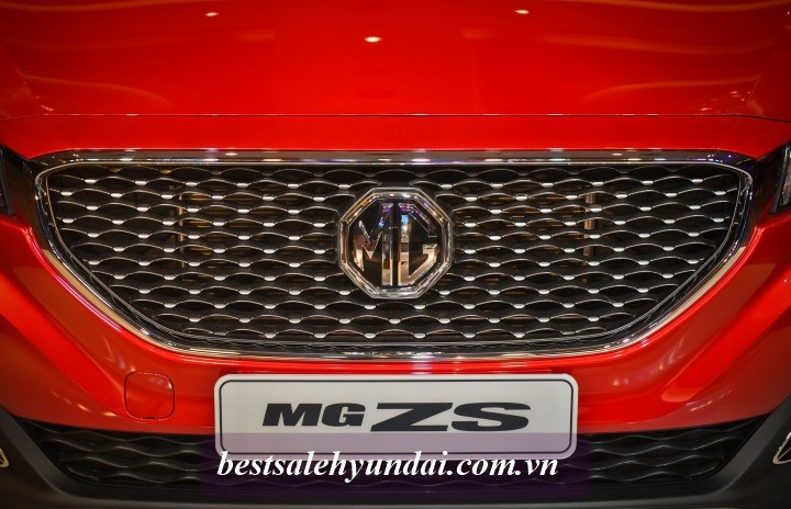 MG ZS 2021 Logo