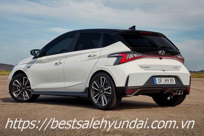 Hyundai i20 2021 Duoi Xe