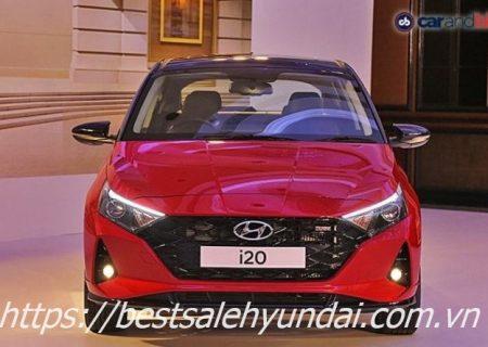 Hyundai i20 2021 Mau Do